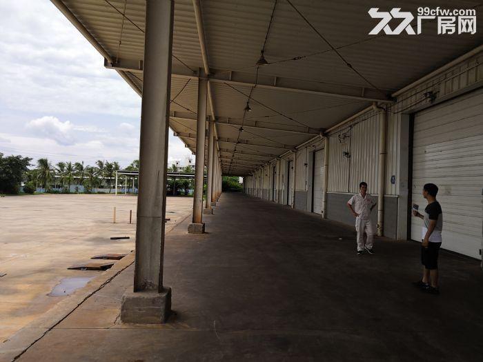海榆中线国家高新开发区狮子岭工业园区内,临近环岛高速互通,周边配套齐全-图(7)