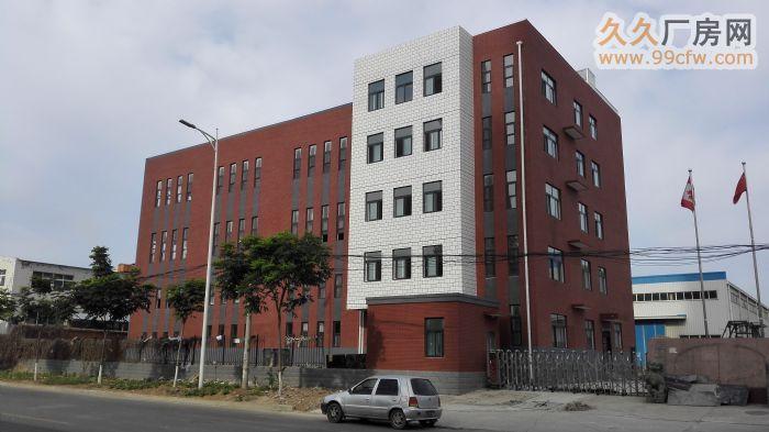 郑州高新区标准工业仓库办公楼租赁-图(1)