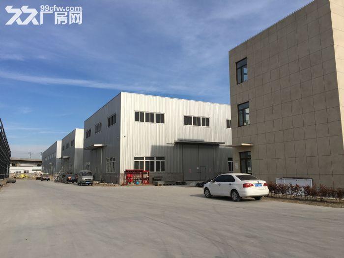 汉丰产业园厂房出租有环评不停产可分租距京百公里-图(1)
