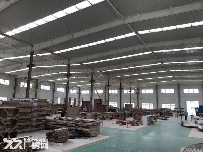 汉丰产业园厂房出租有环评不停产可分租距京百公里-图(3)