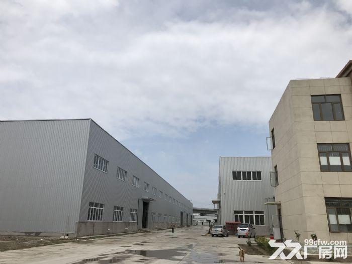 汉丰产业园厂房出租有环评不停产可分租距京百公里-图(4)