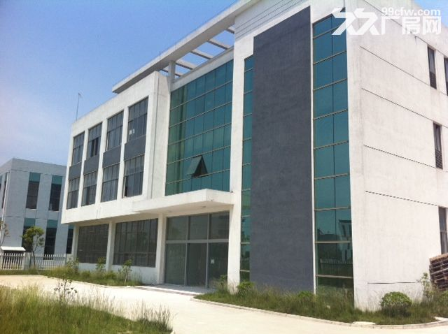 苏州吴江开发区占地20亩1350平米单层厂房出售-图(1)