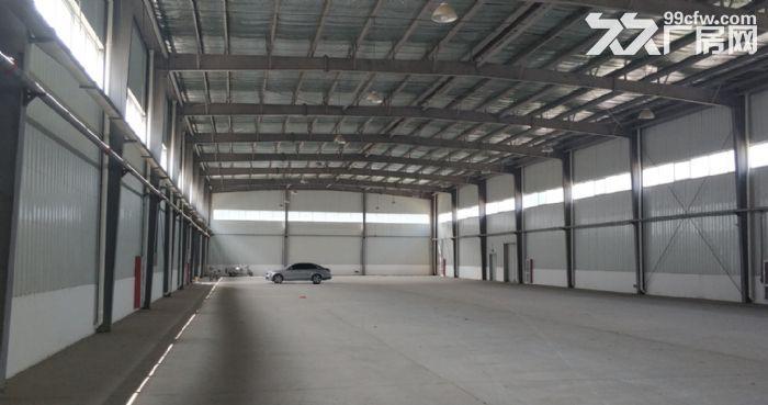 宁河现代产业园10000平米仓储出租可分租-图(1)