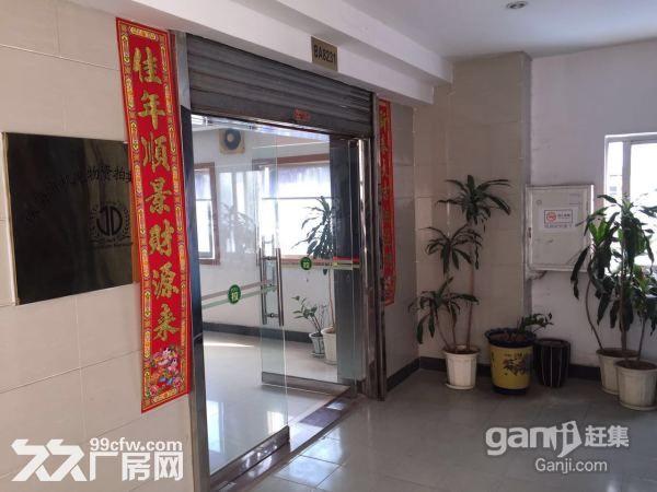 百安物流园内办公室(可办公可放货有货梯250平方)可分租-图(1)