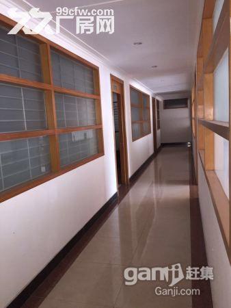 百安物流园内办公室(可办公可放货有货梯250平方)可分租-图(2)