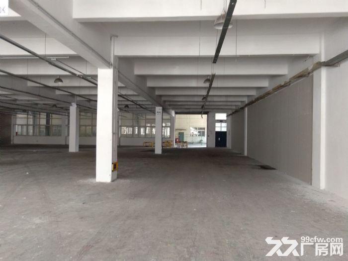 安镇楼上全新厂房3400平米仓库出租可分租1700平米-图(1)