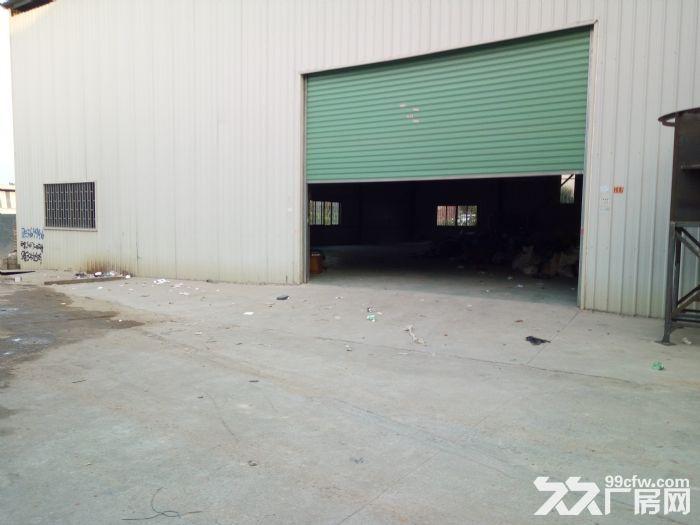 西柯标准钢构1100平可做物流仓库-图(2)