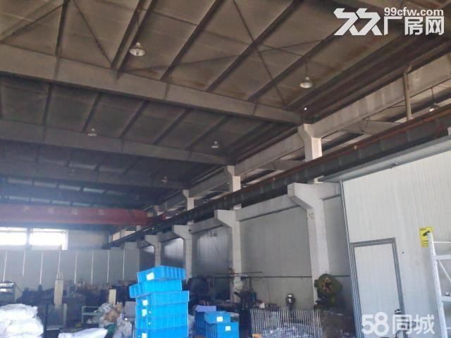 小港顾家工业区一楼400平米有行车厂房出租-图(1)