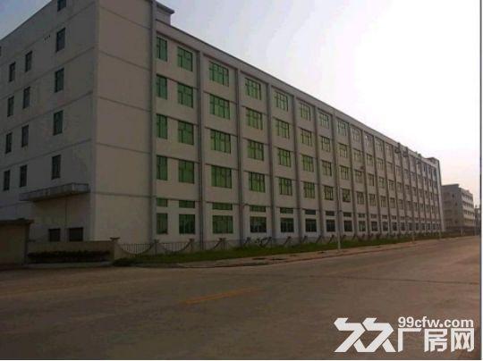 思明园1−5楼各1800平厂房出租可分租-图(1)