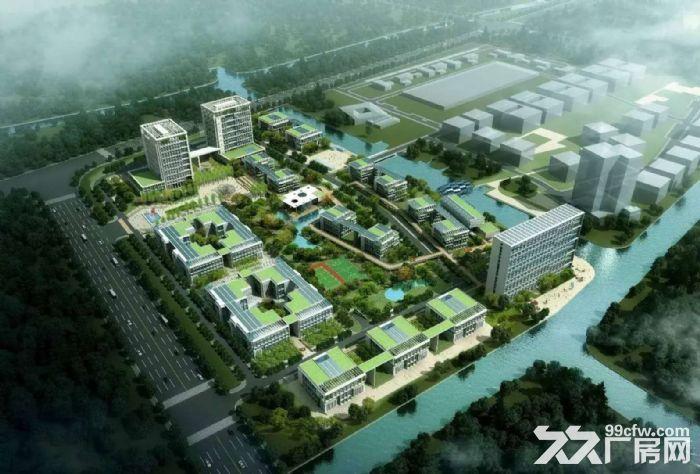 园区直租4900平独栋生物医药产业园超高挑空-图(3)
