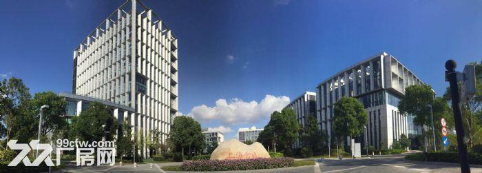 园区直招生物医药研发厂房1022平独栋可分层有环评-图(1)