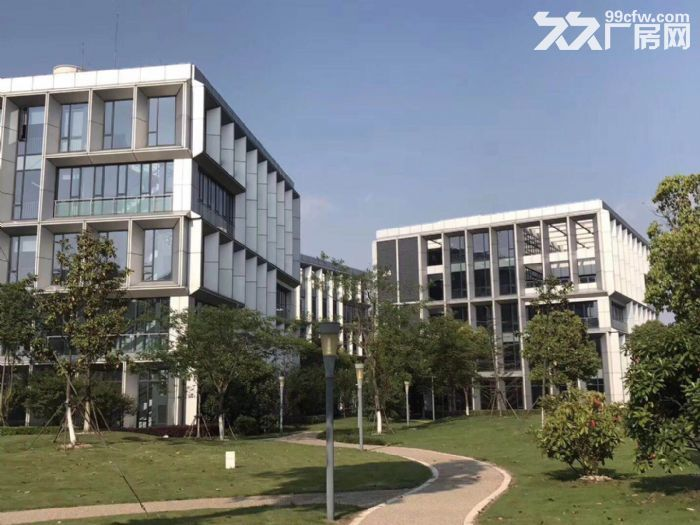 园区直招生物医药研发厂房1022平独栋可分层有环评-图(2)