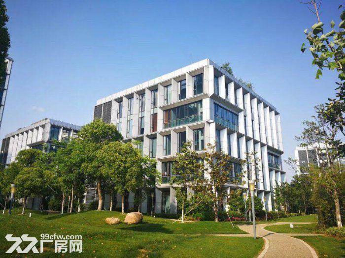 园区直招生物医药研发厂房1022平独栋可分层有环评-图(6)