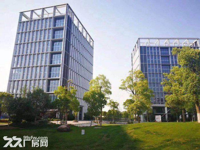 业主直租独栋生物研发基地分层806平赠露台-图(3)