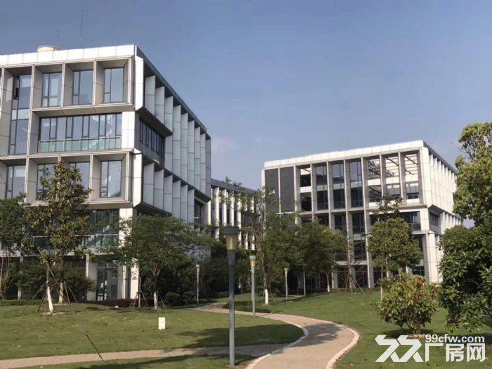 园区直租稀缺独栋实验室小面积573平有环评赠露台-图(2)
