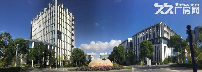 上海智城独栋实验室超高挑空1066平可环评-图(1)