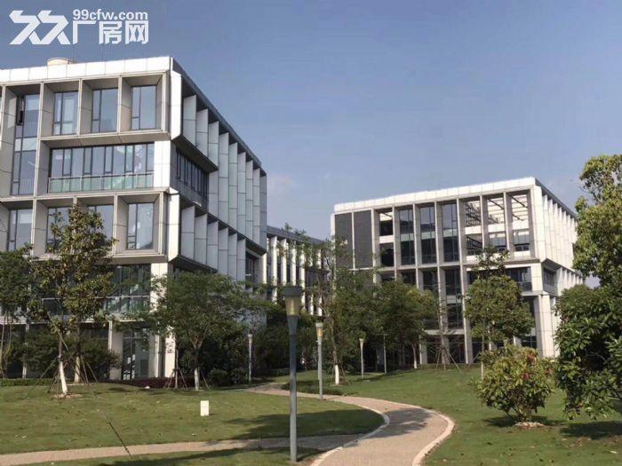 上海智城独栋实验室超高挑空1066平可环评-图(2)