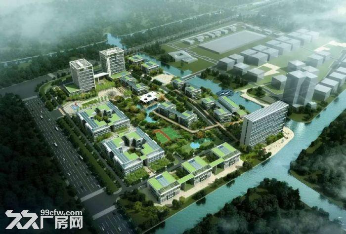 上海智城独栋实验室超高挑空1066平可环评-图(3)