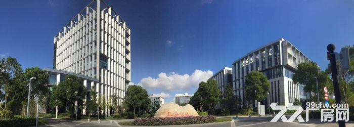 上海智城独栋3600平研发厂房可做实验室有环评-图(1)