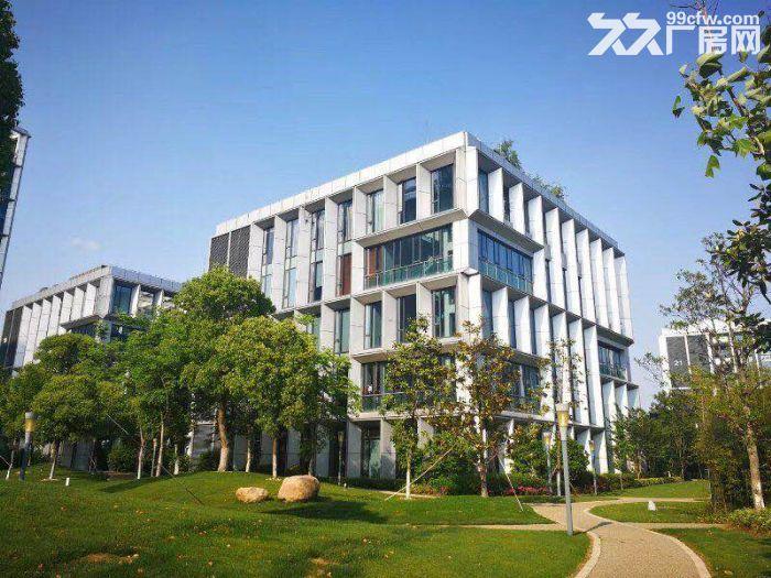 上海智城独栋3600平研发厂房可做实验室有环评-图(6)