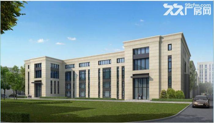 承接北京还迁工业园二层厂房挑高6米生产加工办公研发1300平米-图(2)