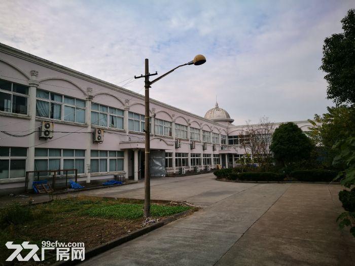 奉贤四团104板块厂房出租-图(2)