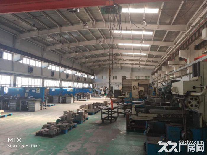 一层无地下厂房生产研发办公组装天车带800办公区-图(1)