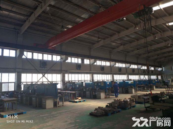 一层无地下厂房生产研发办公组装天车带800办公区-图(6)