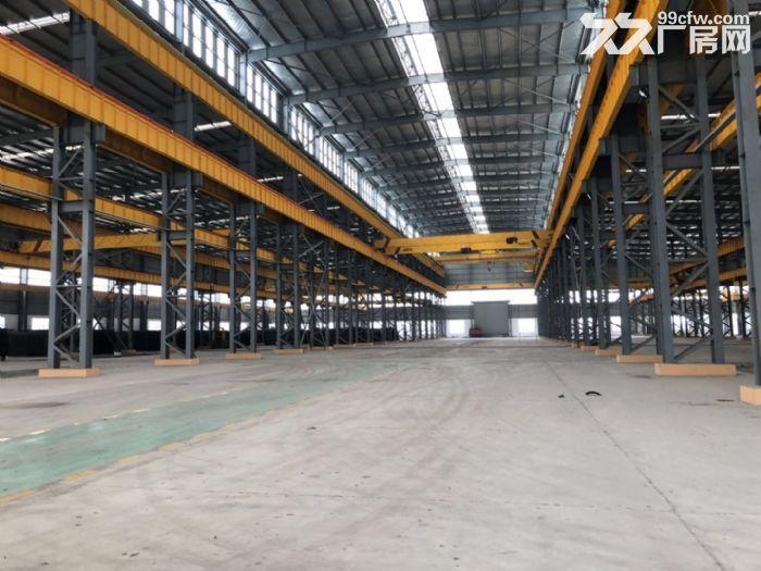 35000平米重工厂房出租电量大行车大-图(1)