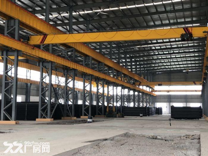 35000平米重工厂房出租电量大行车大-图(2)