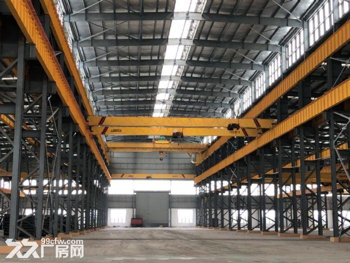 35000平米重工厂房出租电量大行车大-图(3)