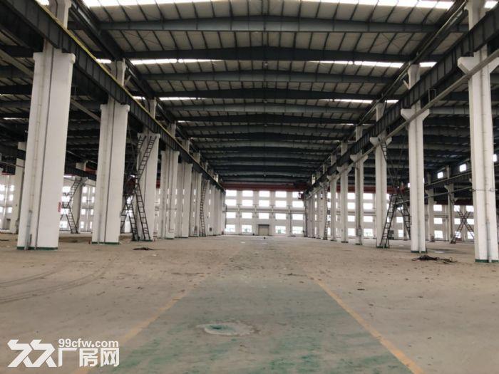 35000平米重工厂房出租电量大行车大-图(4)