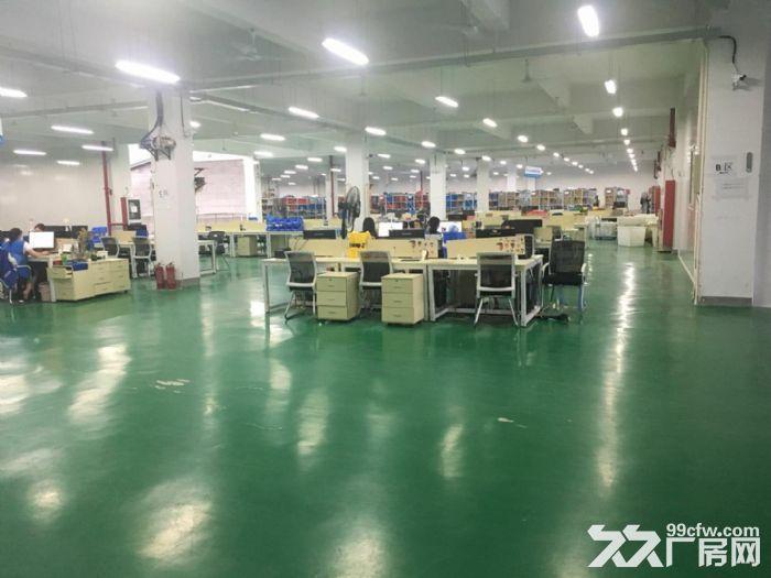 嘉兴秀洲高照工业园3000方独栋三层出租-图(1)