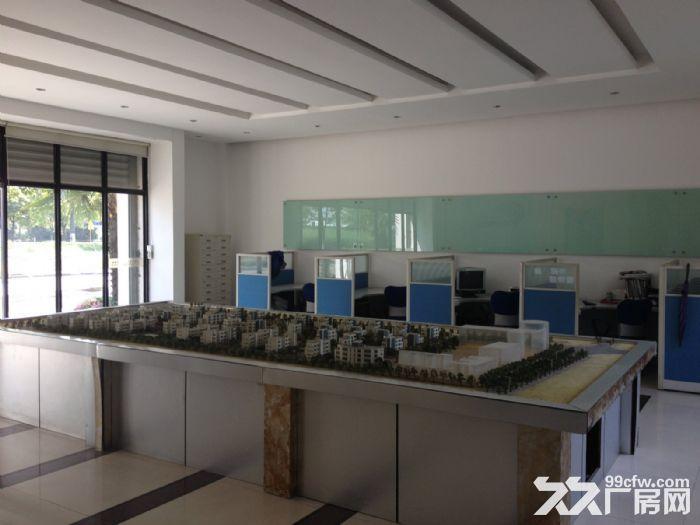 松江新桥科技创业中心474平方办公装修出租办公仓储小加工-图(3)