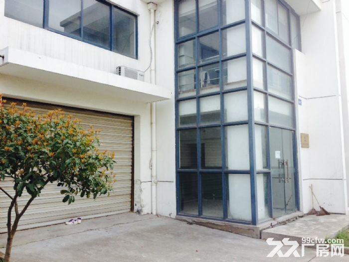 松江新桥科技创业中心474平方办公装修出租办公仓储小加工-图(2)