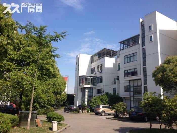 松江新桥科技创业中心474平方办公装修出租办公仓储小加工-图(6)
