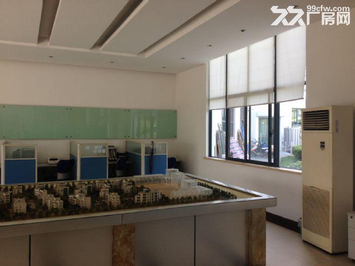 松江新桥科技创业中心474平方办公装修出租办公仓储小加工-图(5)