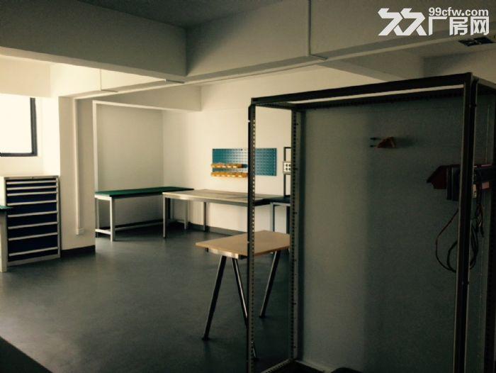 松江新桥科技创业中心474平方办公装修出租办公仓储小加工-图(8)