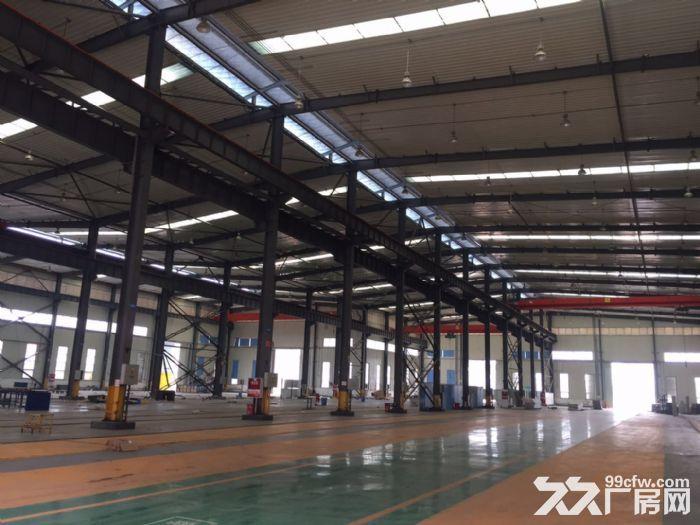3000平优质单层钢结构厂房、带10吨行车、环氧地坪漆,消防已验收-图(3)