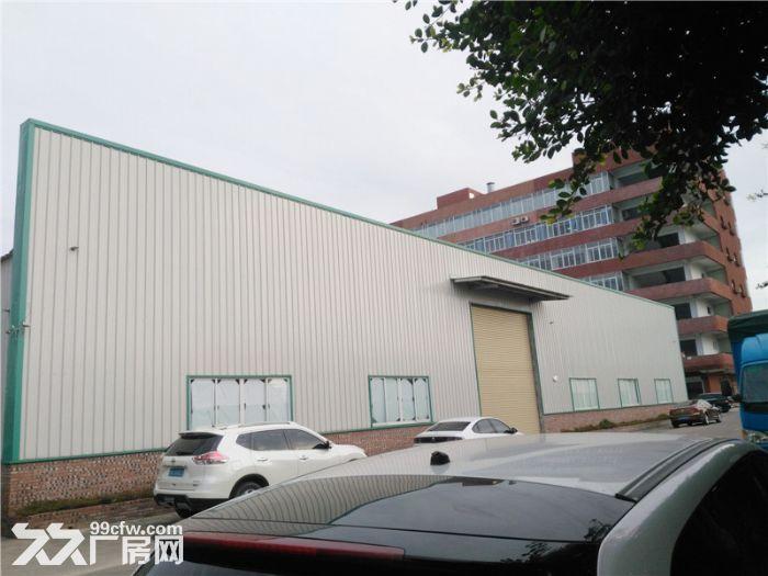 独立仓、可办环评,石基3200平方简易厂房出租-图(1)