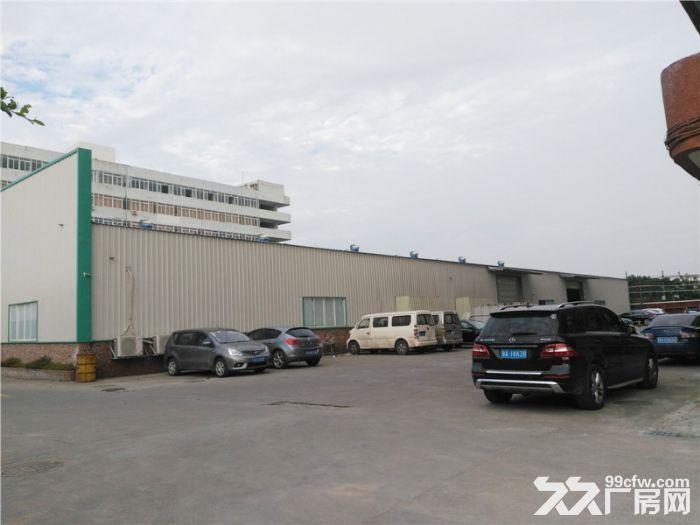 独立仓、可办环评,石基3200平方简易厂房出租-图(4)