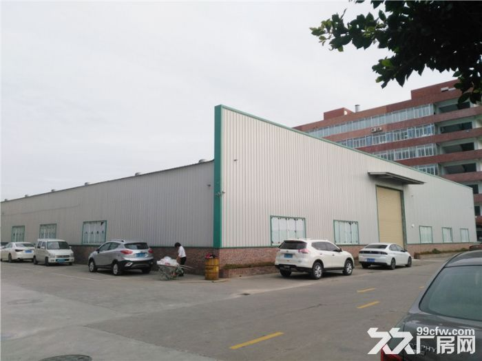 独立仓、可办环评,石基3200平方简易厂房出租-图(6)