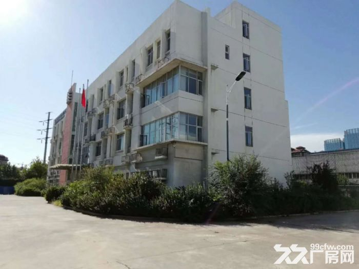 联东U谷轻钢厂房出租,租金1元,可生产,有需求电联-图(1)