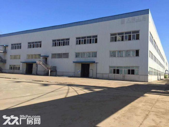联东U谷轻钢厂房出租,租金1元,可生产,有需求电联-图(2)