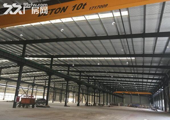 双流西航港工业园2000平有环评带行车厂房出租-图(2)