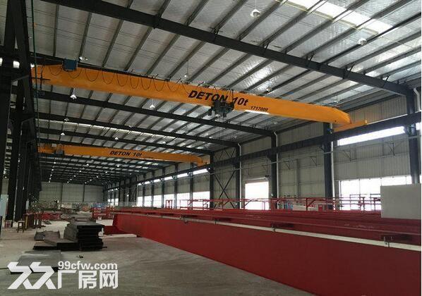 双流西航港工业园2000平有环评带行车厂房出租-图(3)