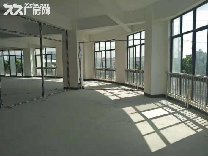 松江104地块文创园区适合办公研发传感器等行业入驻-图(1)