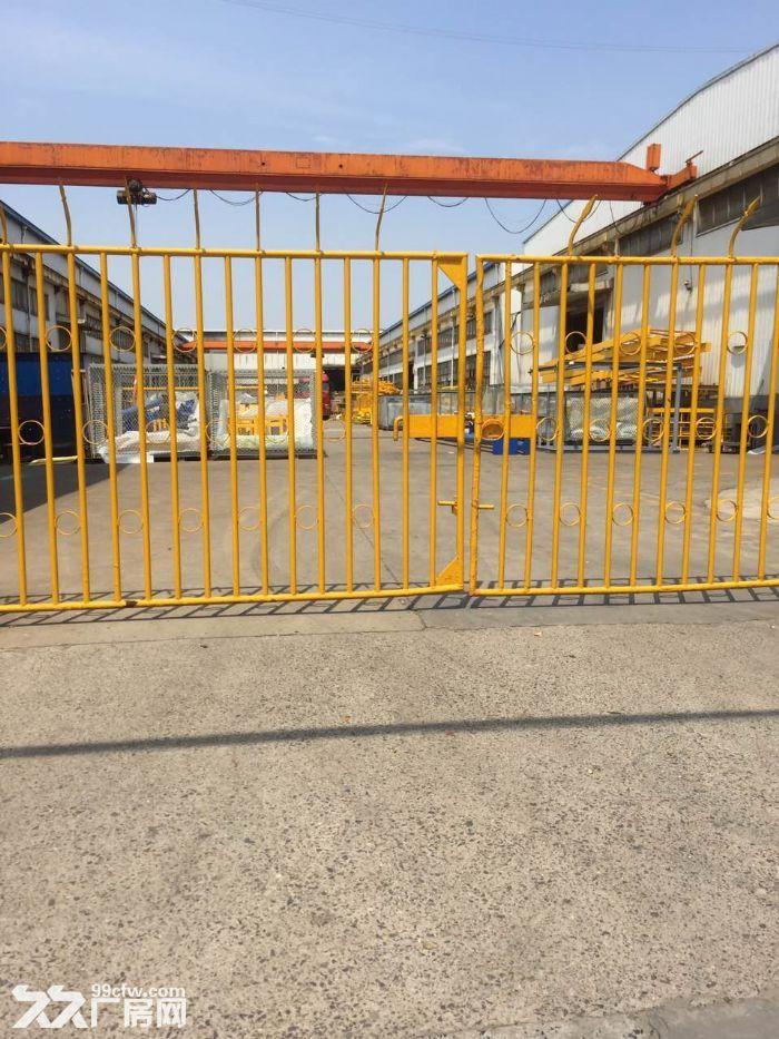华青路附近,有产证跟环评,2400平方单层高9米厂房仓库出租-图(5)