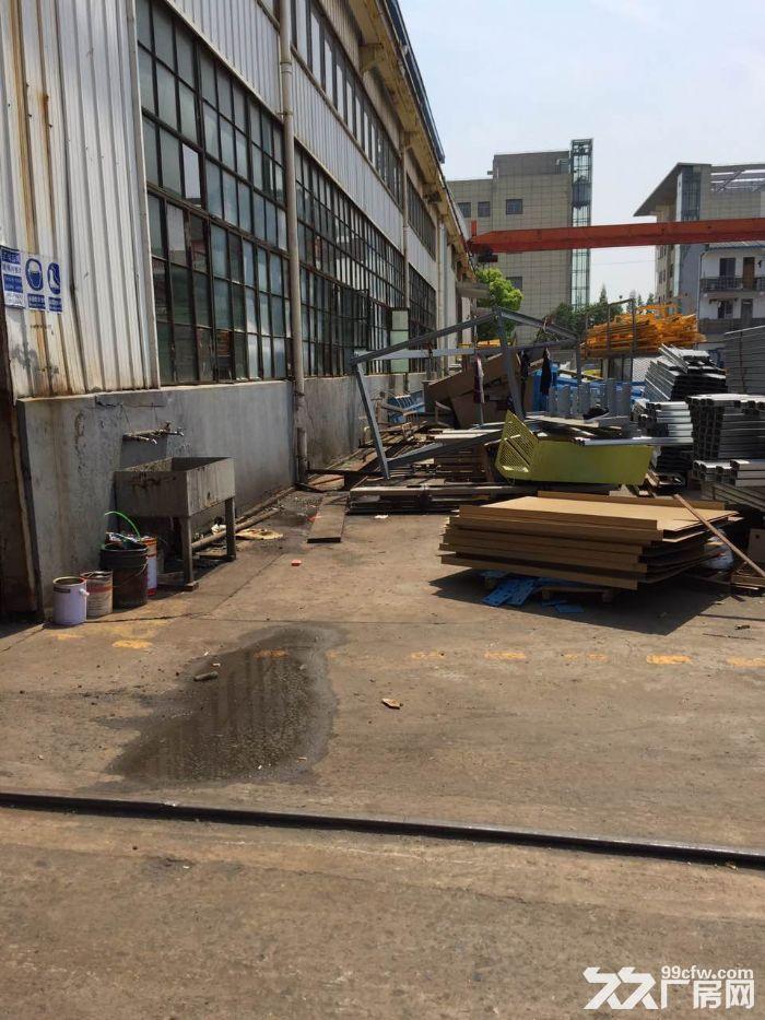 华青路附近,有产证跟环评,2400平方单层高9米厂房仓库出租-图(6)