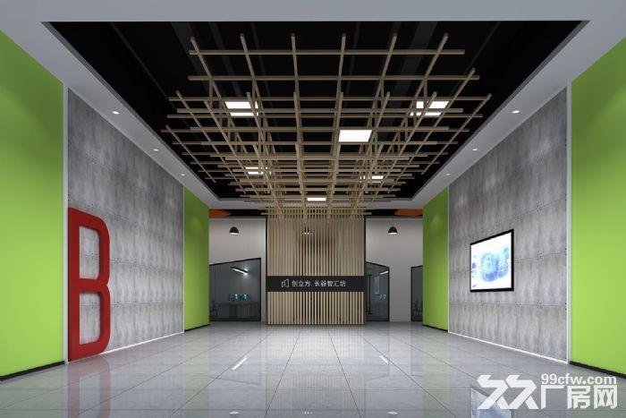全新厂房,优惠待租,有货梯-图(1)
